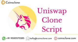 Uniswap Clone Script | Start a DEX Platform Like Uniswap
