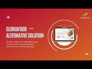 White-label Gloriafood Alternative Solution | APPDUPE – YouTube