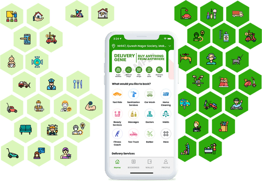 Zimmber Clone App – Be The Part Of Profitable On Demand Home Service App Industry