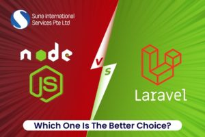 Laravel and Node.js are highly popular frameworks across the world for web app development. We c ...