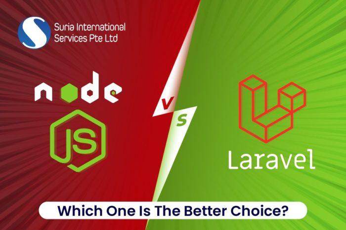 Laravel and Node.js are highly popular frameworks across the world for web app development. We c ...