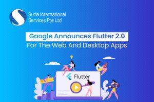 Google Announces Flutter 2.0 For The Web And Desktop Apps