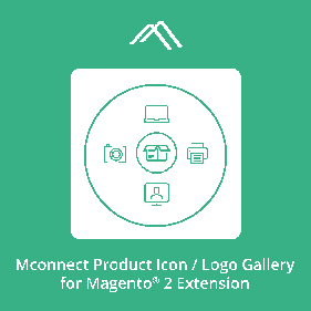 Add Logo or Icon to Products | Magento 2 Product Logo Gallery Extension by Mconnect