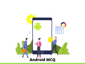 Android Online Test | Quiz