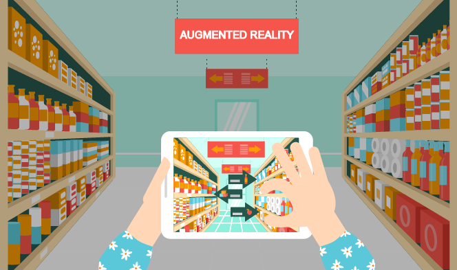 Augmented Reality in Retail: Beginning of an Immersive Era