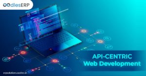 Benefits of API-centric Web Application Development