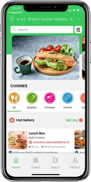 Build Your Own Online Food Ordering Delivery Solution Using Caviar Clone App