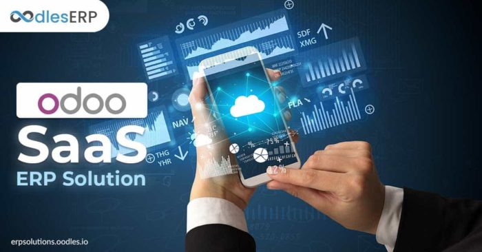 Business Benefits of Odoo SaaS Application Development