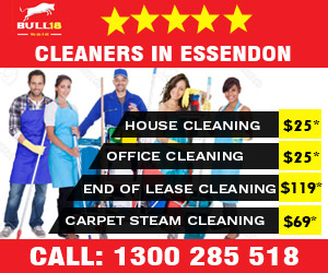 Cleaners Essendon For End of Lease Cleaning at Low Costs- 1300285518