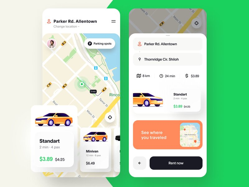 Cost of Developing a Taxi Fare Comparison Mobile Application  Let's explore how to develop ...
