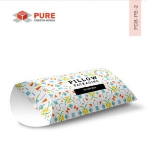 Custom Pillow Boxes Packaging Uk – Pillow Packaging
