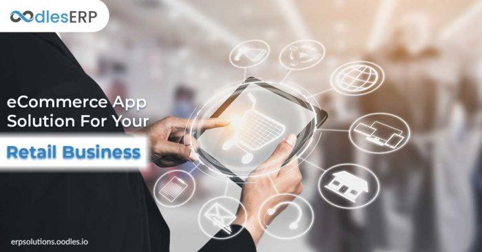 eCommerce App Development For Retail Shops