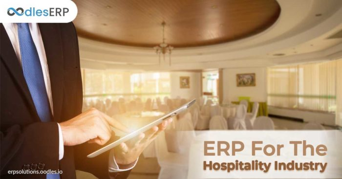 ERP Development Services For Post-Pandemic Recovery In The Hospitality Sector