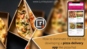 Everything you need to know to launch a pizza delivery app