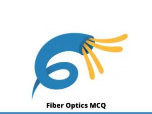 Fiber Optics Online Test