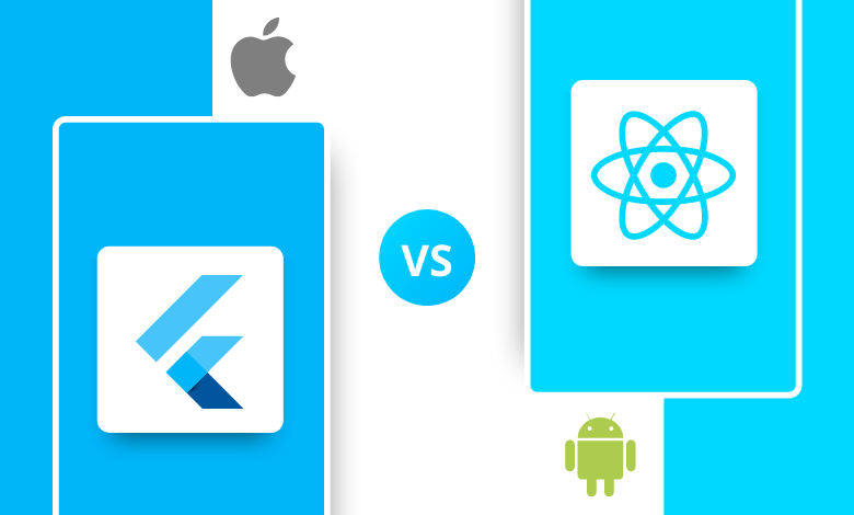 Flutter vs. React Native: Which One to Choose For App Development?