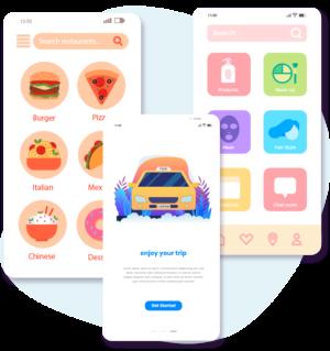 Get Grocery App development | Grocery app development company
