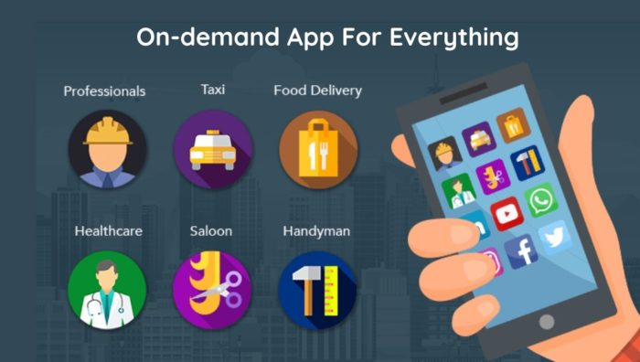 Guide To Help You Launch An On-demand App For Everything