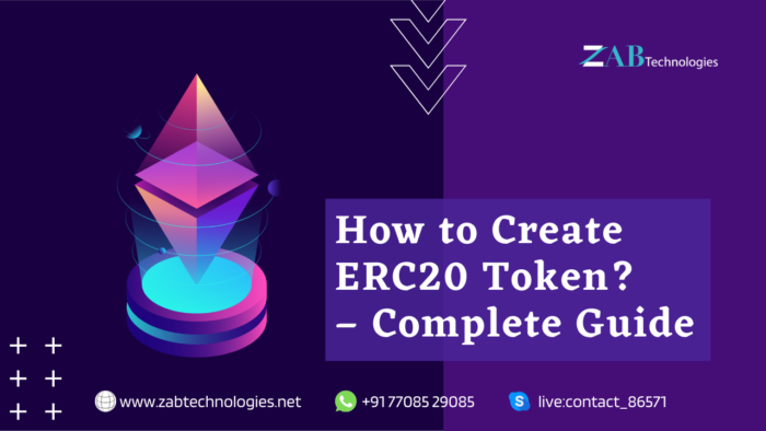 How to Create your ERC20 Token – Step by Step Explained!