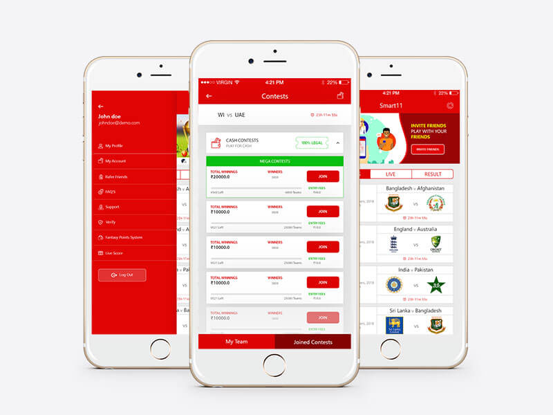 How to Develop Fantasy Sports Mobile App like Dream11  There are many opinions that vouch why it ...