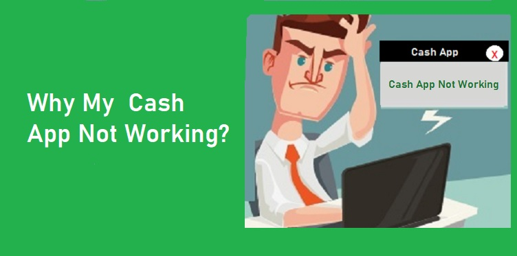 How to resolve the Cash App account not working problems-contact support, Because of constant de ...