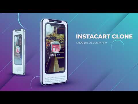 Instacart Clone: Grocery Delivery App