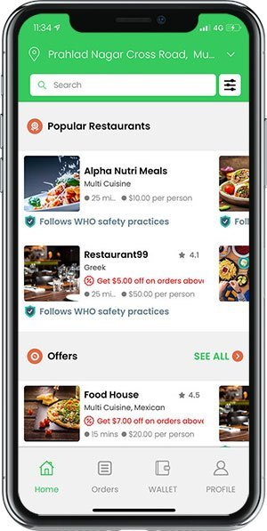 Jumia Food Clone App – Food Delivery Business Running Through COVID