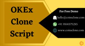 OKEx Clone Script | OKEx Clone App Development