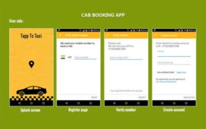 OLA / Uber Cab Clone Android Application – PHP Scripts Mall