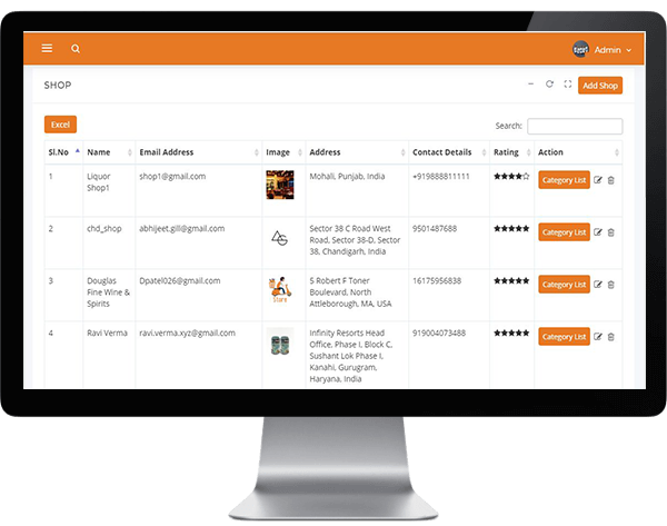 Ready-To-Use Liquor App Solution  With the increase in demand for Food delivery services like Gr ...