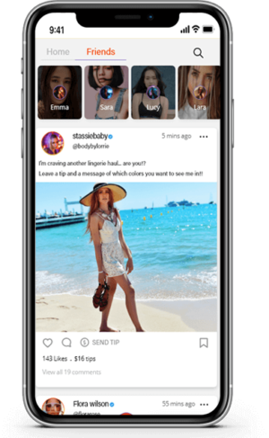 Make Your onlyfans Clone App The Talk of The Town With These Stand-apart Features   It is a wise ...