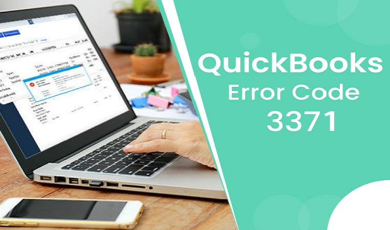 QuickBooks Error 3371 Status Code 11118 | +1-866-231-0111