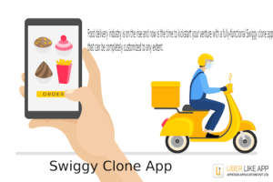 Since, the restaurant business is booming, the demand for an app like Swiggy is high as people p ...