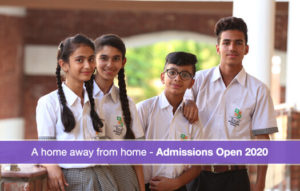 Top Boarding Girls School in India
