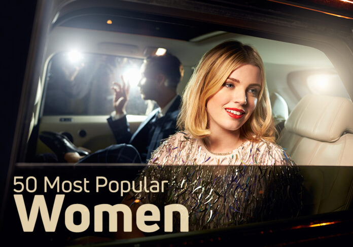 Top 50 Most Popular Women on the Planet (2021 List) | TheOmegaCode