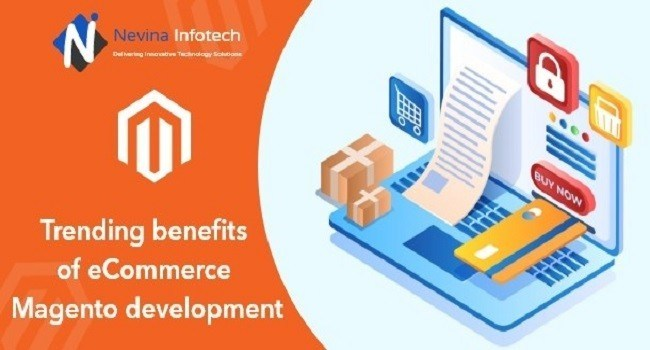 Trending Benefits Of ECommerce Magento Development  eCommerce Magento gives you the opportunity  ...