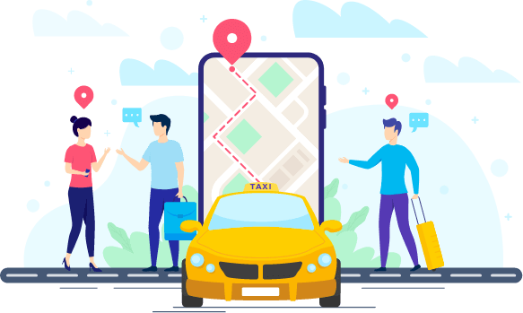 Uber Clone Apps | Zig Taxi |Uberdoo.com  After Covid 19 many people are very afraid to travel s ...