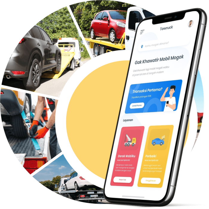 Invest in the cloning of Uber for towing service app at Turnkeytown and be of help for those who ...