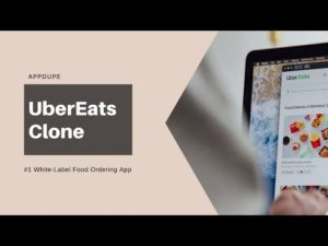 UberEats Clone | #1 White-Label Food Ordering App | Appdupe – YouTube