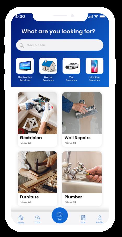 Urban Company Clone, UrbanClap Clone Script, On-demand Home Services App Development