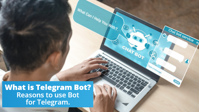 A telegram bot is a special type of user that is not a human but a computer program that can ser ...