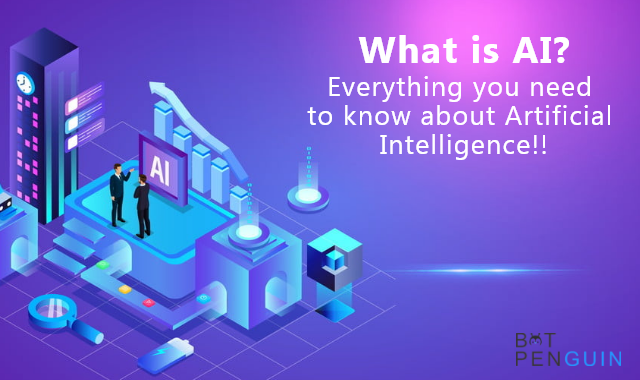 Artificial intelligence is a branch of CS (computer science) which deals with making machines th ...