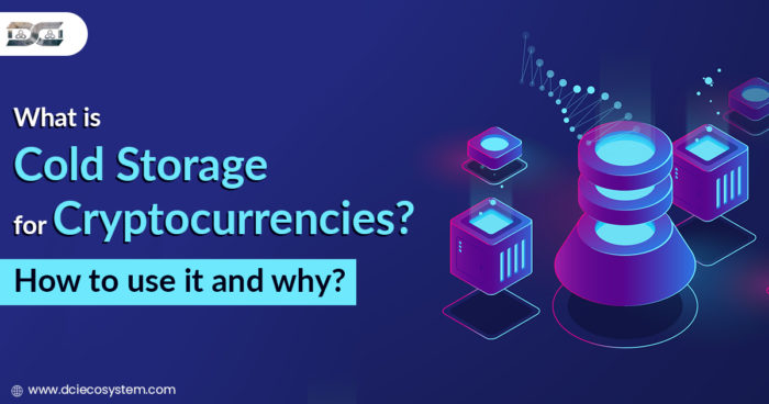 What is Cold Storage for Cryptocurrencies? How to use it and why?