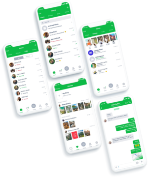 Whatsapp Clone Script | Instant Messaging Chat App Development | Turnkeytown