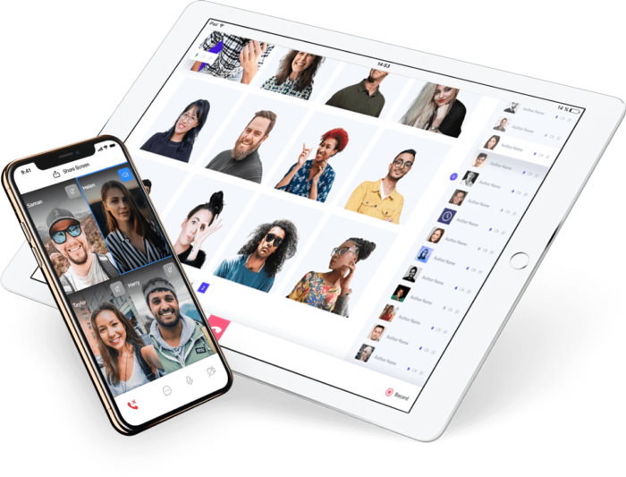 Video conferencing app development enables seamless interaction  The Zoom clone is a highly lucr ...