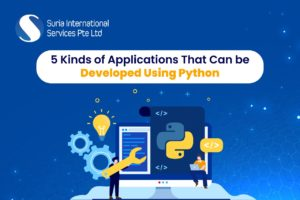 5 Kinds of Applications That Can be Developed Using Python