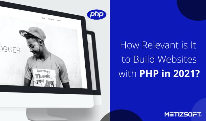 Benefits of PHP Framework For Web Development in 2021 | Metizsoft