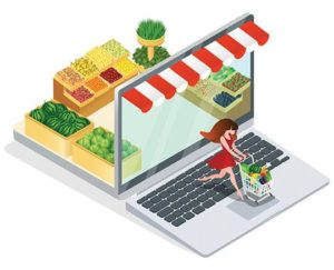Best On-demand Grocery Delivery App of the USA 2021 To Take Inspiration
