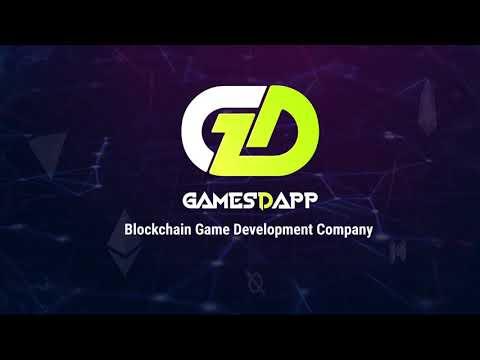 Blockchain DApp Game Development Company | GamesDApp – YouTube