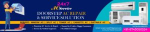 Central Ac Repair Service And Maintenance   24×7 AC Service